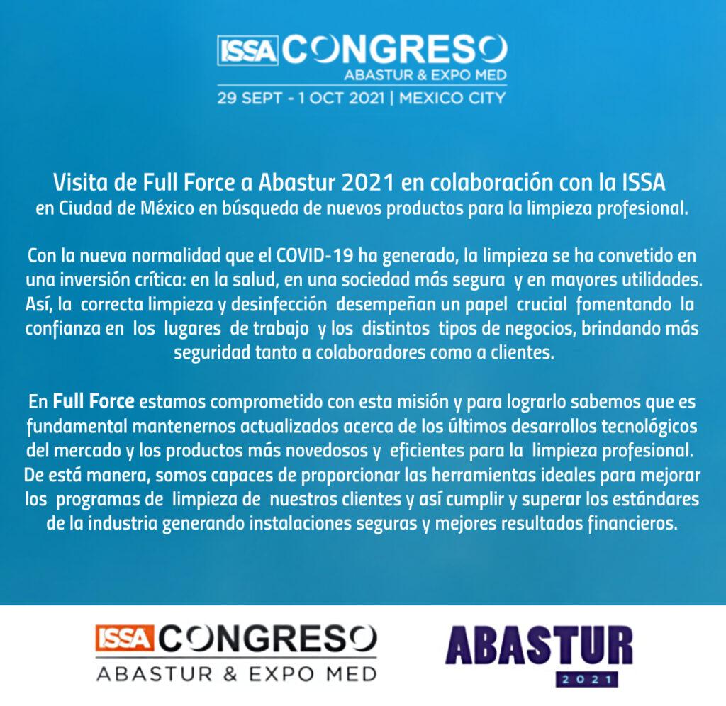 CONGRESO ISSA ABASTUR 2021